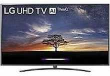 LG Nano80 55 (139.7cm) 4K NanoCell TV 55NANO80TNA