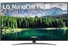 LG Nano86 55 (139.7cm) 4K NanoCell TV 55NANO86TNA
