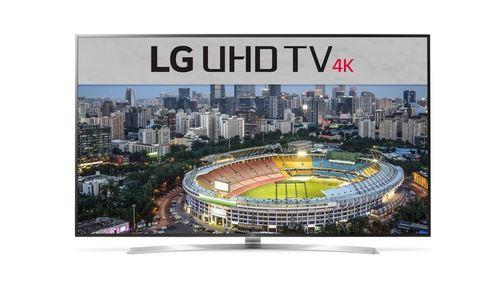 """LG 75UH656T TV 190.5 cm (75"""") 4K Ultra HD Smart TV Wi-Fi Black"""