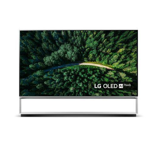 """LG OLED88Z9PLA TV 2.24 m (88"""") 8K Ultra HD Smart TV Wi-Fi Black, Silver"""