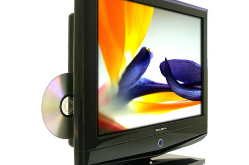 "Salora 19"" HD Ready LCD TV"