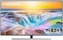 Samsung 189 cm (75 Inches) 4K Ultra HD Smart QLED TV QA75Q80RAKXXL (Black) (2019 Model)