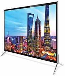 Simsco 108 cm (43 Inches) 4K Ultra HD Smart LED TV S43 UHD4K (Silver) (2020 Model)
