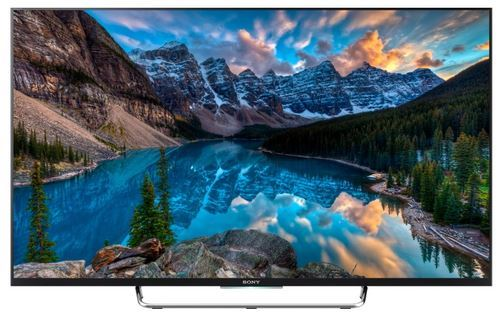 "Sony KDL-50W800C TV 127 cm (50"") Full HD Smart TV Wi-Fi Black"