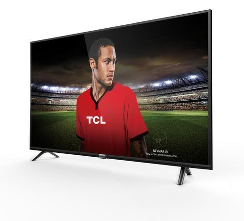 """TCL 49"""" 4K UHD HDR TV with SMART TV 3.0"""
