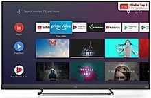 TCL 139.7 cm (55 inches) C8 Series 4K Ultra HD LED Smart Android TV 55C8 (Black) (2020 Model)